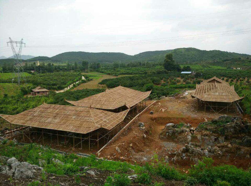 清远市连州100亩生态旅游果园农庄